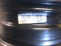 4 15 inch 5x100 steel wheels