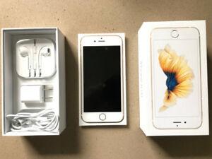 iPhone 6s, 16 Gb, Gold, Unlock, Like New