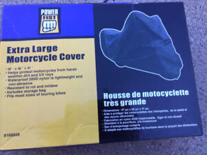 Motor Cycle Cover Brand New in Box