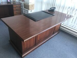 """Executives """"The Boss"""" Desk for Home or Office by Indiana Desk Co"""