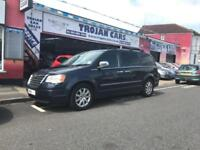 Chrysler Grand Voyager Crd Limited DIESEL AUTOMATIC 2008/58