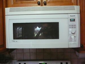 Kenmore over the Range Inverter Microwave