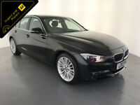 2013 BMW 320D XDRIVE LUXURY DIESEL SALOON 1 OWNER SERVICE HISTORY FINANCE PX
