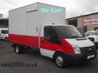 Ford Transit 2.4TDCi Duratorq ( 140PS ) 350L ( DRW ) 350 LWB BOX VAN
