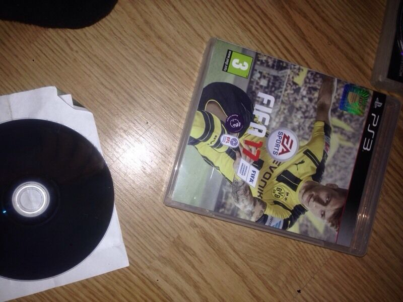 FIFA 17 / PS3 mint condition