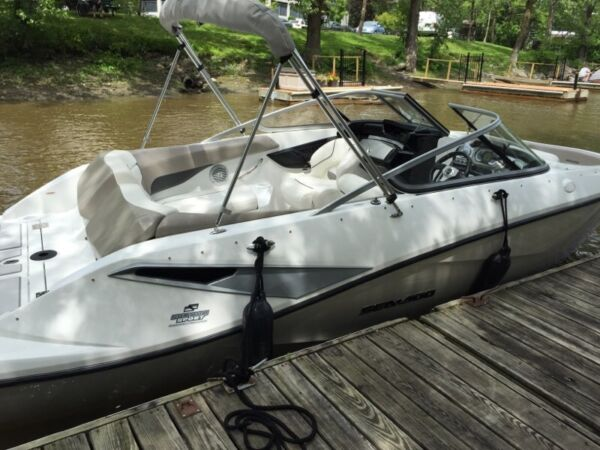Used 2010 Sea Doo/BRP challenger 210