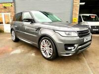 Range Rover Sport Autobiography 3.0SD V6 306bhp 4WD ( s/s ) Auto 65 Reg.