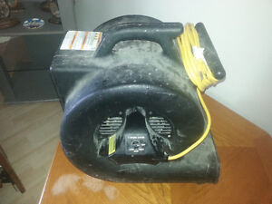 Commercial Dryer Air Mover