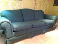 *Free-almost/auction?* comfortable, durable Sklar Peppler couch
