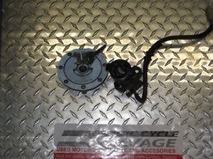 1997-2006 suzuki gsx-750 or 600 katana ignition &gas cap
