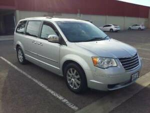2010 Chrysler Grand Voyager Wheelchair Access Leather Navigation Van Marion Marion Area Preview