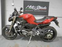 MV AGUSTA 750 BRUTALE. RED 2005 05' loaded with genuine M.V. accessories, !!
