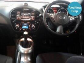 2015 NISSAN JUKE 1.5 dCi Acenta 5dr SUV 5 Seats
