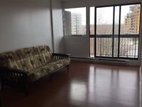 Sublet 3 1/2 app. all include 760$