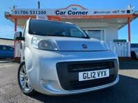 2012 Fiat Qubo MULTIJET MYLIFE DUALOGIC used cars Rochdale, Greater Manchester S