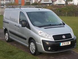 2011 (11) Fiat Scudo 1.6JTD Multijet 90 L1 H1 Comfort