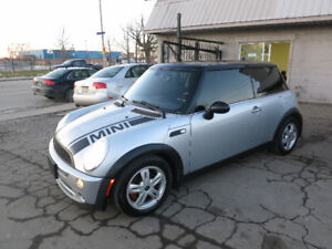 2006 MINI COOPER - Leather, Pano Roof, A1