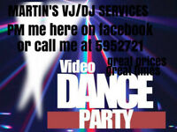 dj & video service martin music