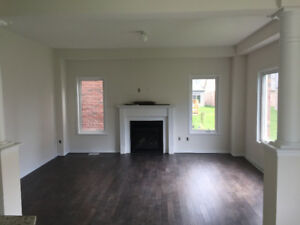 Four bedroom detached home in Bowmanville for rent