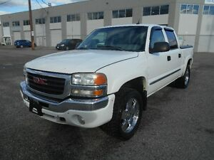 2004 GMC Sierra 1500 SLT Auto 4x4 HOUSE FINANCE AVAILABL