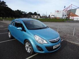 Vauxhall/Opel Corsa 1.2i 12v ( 85ps ) ( a/c ) 2012.5MY Active ONLY 82000 MILES