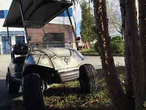 2012 Custom Off-road Golf Cart - Ninja