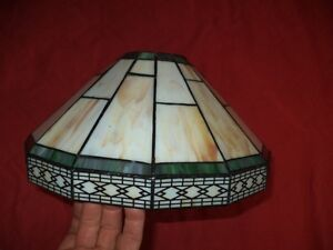 Lamp shade welded steel