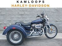 2006 Harley-Davidson XL-1200C With Lehman Trike Conversion