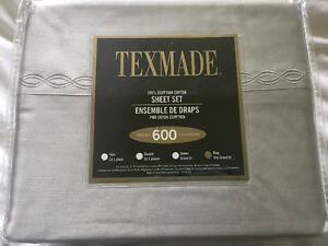 King bed sheets new in package