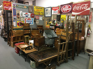 Check Out The St. Jacobs Antique Market!