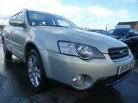 2006 Subaru Outback 3.0 R AWD 5d 245 BHP RARE CAR Estate Petrol Automatic