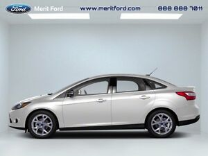 2013 Ford Focus SE   - trade-in - sk tax paid - Bluetooth -  SYN