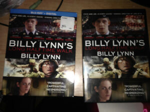 BRAND NEW dvd AND/OR bluray Billy lynns long halftime walk