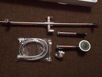 Victoria plumb shower kit
