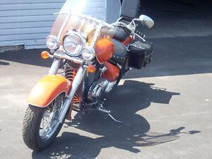 Suzuki VL8