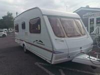 Swift Charisma 550 Caravan