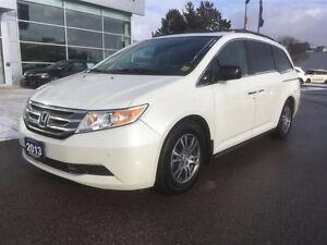 2013 Honda Odyssey EX-L with DVD Minivan, Van (Acura West)