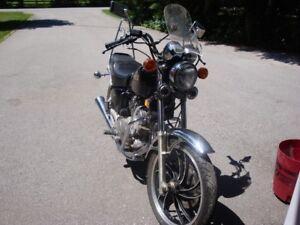 Yamaha virago  xv 750 1982