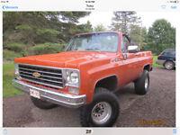1975 K5 Blazer