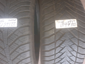 225 45 17 part worn tyres winter used tires