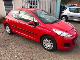 Peugeot 207 1.4 ( a/c ) S - 09 - ONLY 45K - OCTOBER 18 MOT - 2 KEYS - FSH