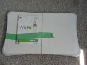 Nintendo Wii Fit Unit With DVD London Ontario image 1