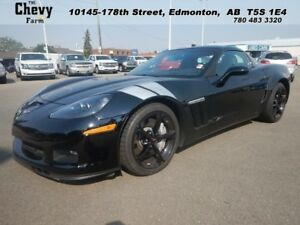 2013 Chevrolet Corvette Grand Sport  GRAND SPORT EDITION