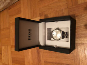 Hugo boss watch (excellent condition)