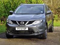 Nissan Qashqai 1.2 N-Tec Plus Dig-T Xtronic 5dr PETROL AUTOMATIC 2015/65