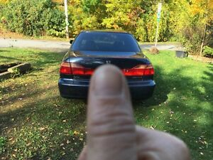 Honda accord 2000 West Island Greater Montréal image 1