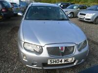 2004 ROVER 75 1.8 Connoisseur SE LOVELY DRIVER A NICE BIG MACHINE