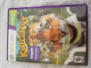 XBOX 360 Game (Kinectimals)