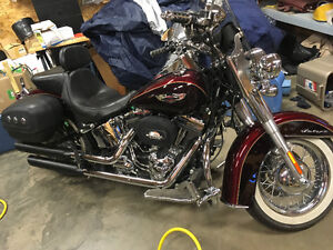 2014 harley davidson softail deluxe