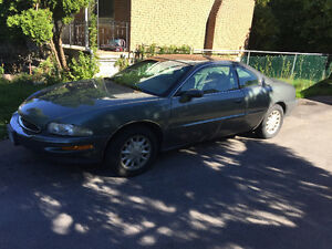 1998 Buick Riviera Coupe (2 door), parts car Kingston Kingston Area image 3